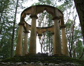 Vancouver Island Stone Monument